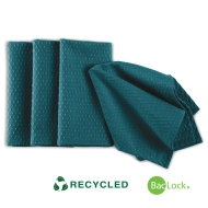 napkins peacock