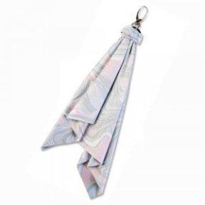 optic scarf marble